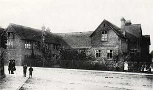 Soham old grammar school