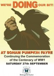 pumpkin fair poster copy