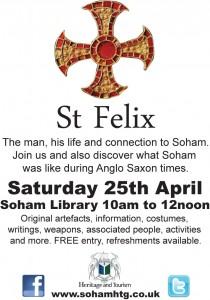 St Felix poster