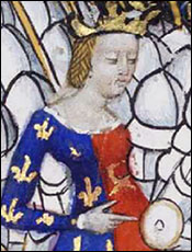 Queen Philippa of Hainault
